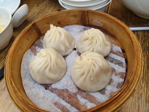 ▲중화권에 왔으면 만두를 먹어야 한다.(홍콩=김소희 기자 ksh@)
