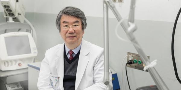 ▲건국대학교병원 피부과 안규중 교수(건국대학교 병원)