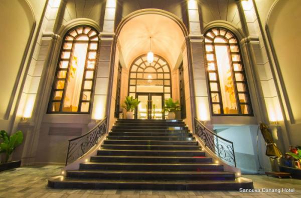 ▲베트남 다낭 '사노우바 다낭 호텔'