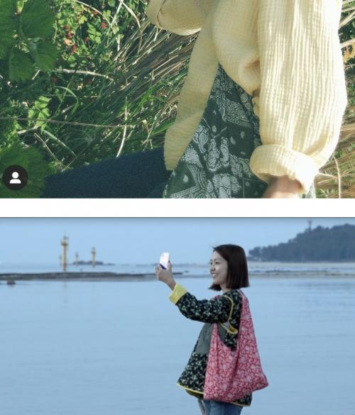 (출처=공효진 SNS, JTBC '캠핑클럽' 캡처)