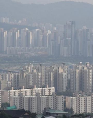 ▲서울 시내 아파트 밀집지역 모습.(연합뉴스)