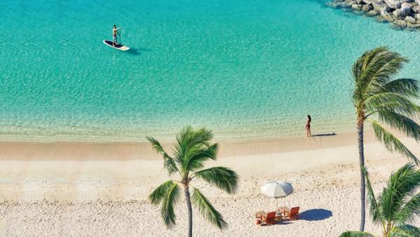 (Four Seasons Resort Oahu at Ko Olina)