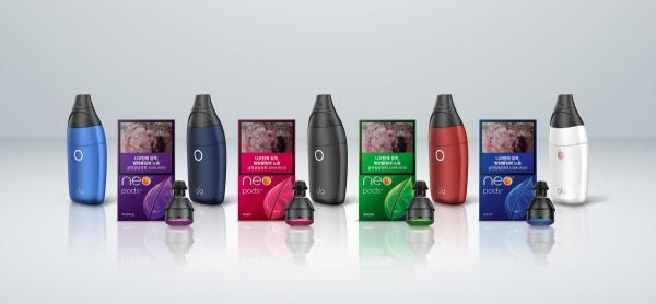 ▲BAT코리아가 13일 전자담배 신제품 글로 센스를 세계 최초로 국내 시장에 출시했다.