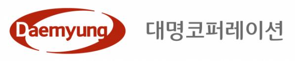▲대명코퍼레이션 CI.