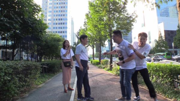 ▲JTBC '한끼줍쇼'에 장성규가 출연한다.(사진제공=JTBC)