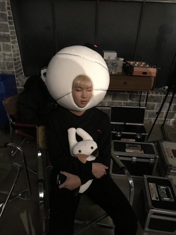 ▲방탄소년단 RM(방탄소년단 트위터)