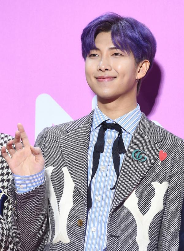 ▲방탄소년단 RM(비즈엔터DB)
