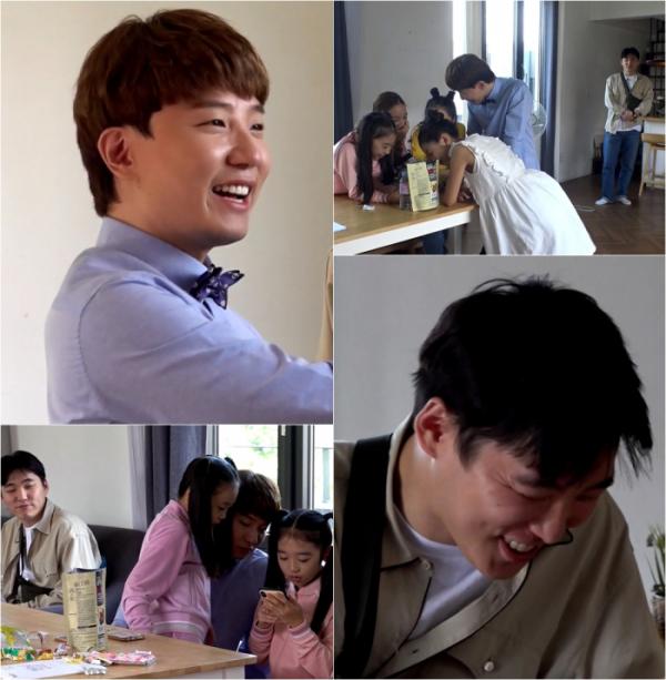 ▲'전지적 참견 시점' 도티-유병재 매니저(사진제공=MBC)