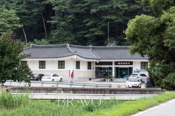 ▲충재박물관(김혜영 여행작가)