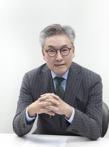 ▲최영수 유틸렉스 신임 사장