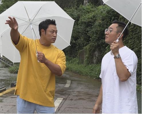 ▲'이사야사' 양치승, 안일권(사진제공 = TV CHOSUN)