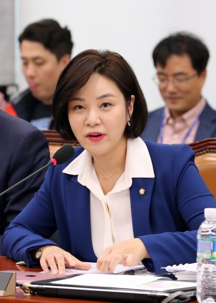 ▲정은혜 더불어민주당 의원 (연합뉴스)