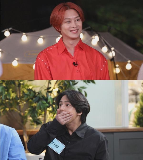 '썸바이벌 1+1' 레전드 김기범 편…김희철