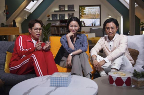 ▲'방구석 1열' 장성규(좌측부터), 장윤주, 정재형(JTBC)