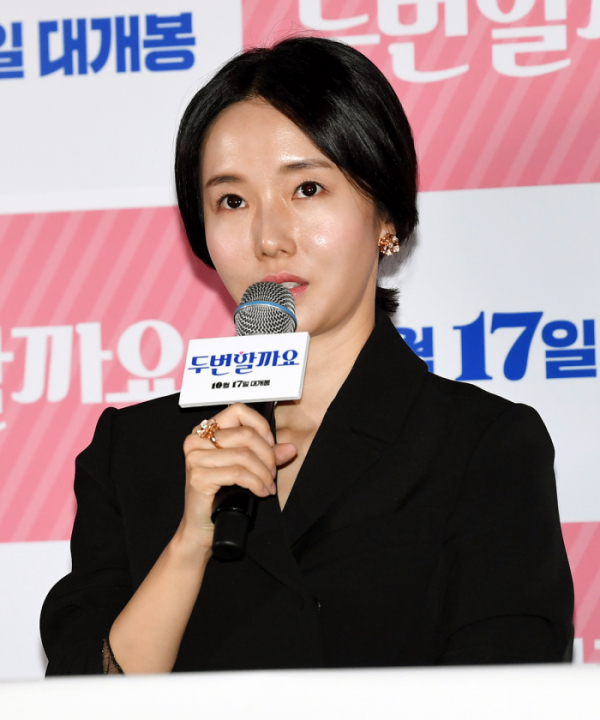 ▲영화 '두번할까요'에 출연한 배우 이정현(비즈엔터DB)