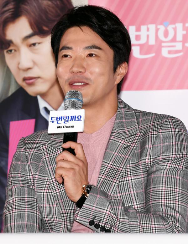 ▲'두번할까요'에 출연한 배우 권상우(비즈엔터DB)