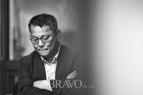 ▲'조선의 미식가들'을 펴낸 주영하 한국학중앙연구원 장서각 관장(오병돈 프리랜서 obdlife@gmail.com)
