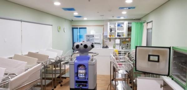 ▲우정바이오가 예진산부인과 분만실 및 신생아실 등 7개 구역에 멸균서비스를 제공했다.(사진=우정바이오)