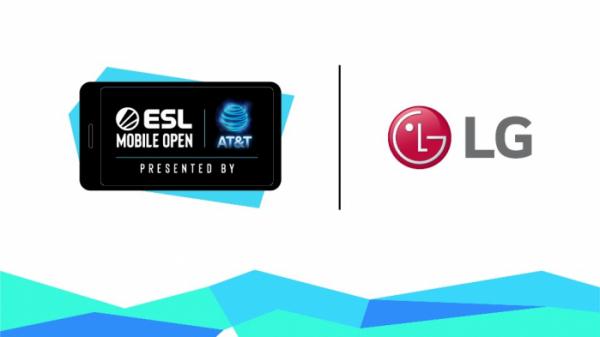 ▲LG전자는 ESL이 주최하는 e스포츠대회 'ESL 모바일오픈 시즌3'을 공식 후원한다. (사진제공=LG전자)