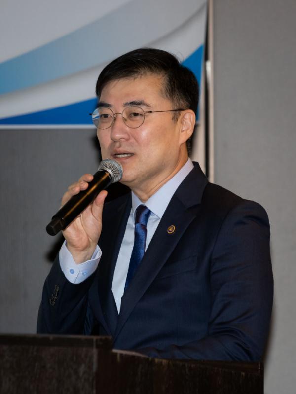 ▲손병두 금융위원회 부위원장
