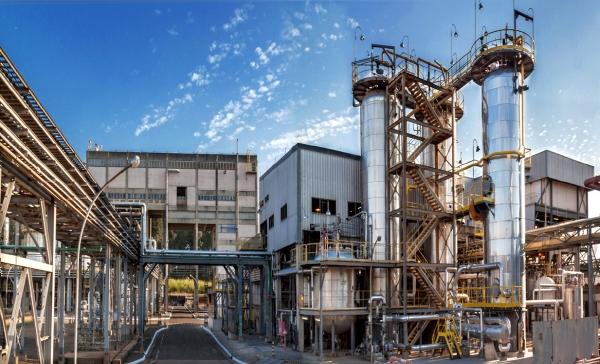 ▲대림산업이 인수한 크레이튼사의 카리플렉스 사업부 브라질 라텍스 생산공장.(사진 제공=대림산업)