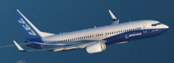 ▲보잉 737NG 기종 (출처=보잉 홈페이지)