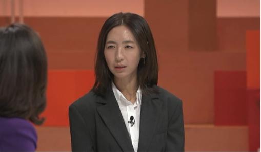 ▲'김현정의 쎈터:뷰' 방은진 감독(사진제공=tvN)