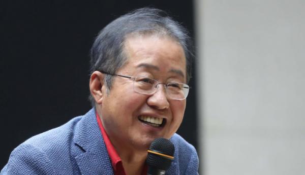 ▲홍준표 자유한국당 전 대표. (연합뉴스)