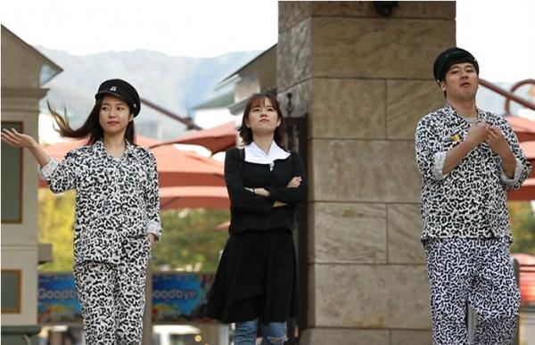 ▲'부라더시스터' 홍자 3남매 경주 여행(사진제공 = TV CHOSUN)