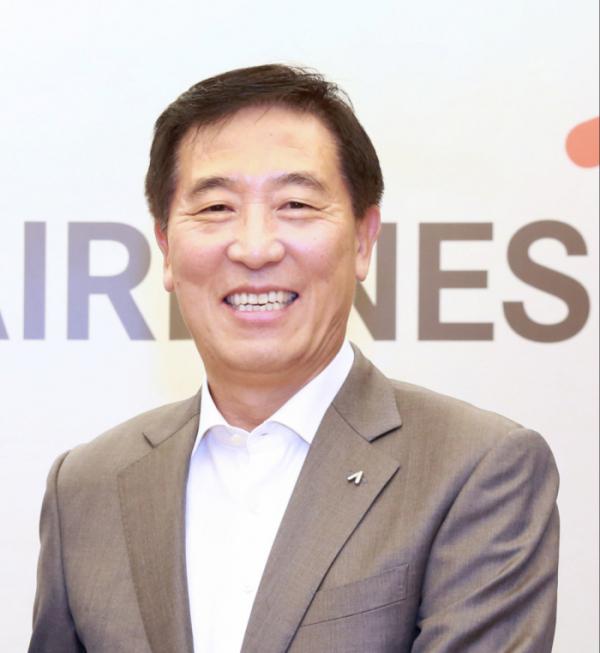 ▲한창수 아시아나항공 사장.  (연합뉴스)