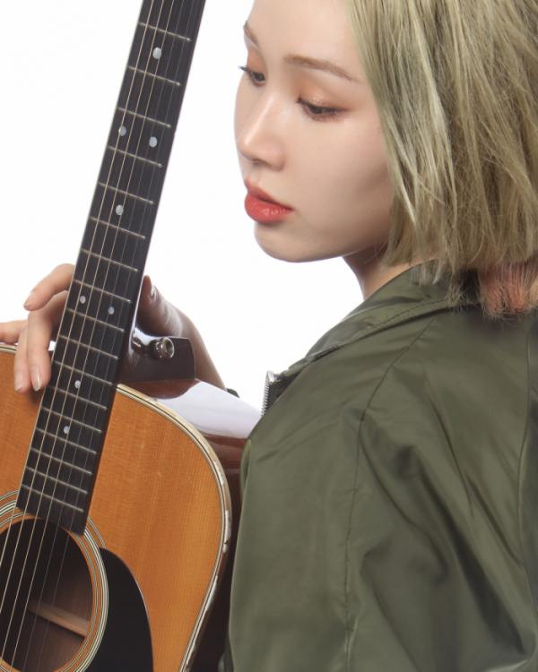 ▲싱어송라이터 손아름(사진제공=미미엔터테인먼트)