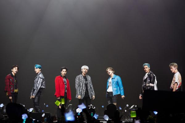 SuperM, K팝 그룹 최초 美 뉴욕 매디슨 스퀘어 가든 단독 공연