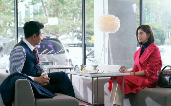 '우아한 모녀' 차예련ㆍ이훈, 28년 만에 원수로 마주 앉은 父女