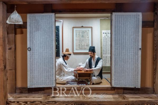 ▲약령시한의약박물관 내부 전시물(김혜영 여행작가)