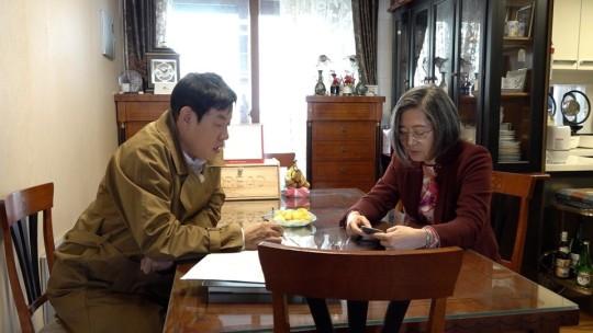 ▲이수정 교수를 만난 이경규(사진제공=JTBC)