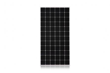 ▲LG전자 초고효율 태양광 모듈 '네온 2'  (사진제공=LG전자)