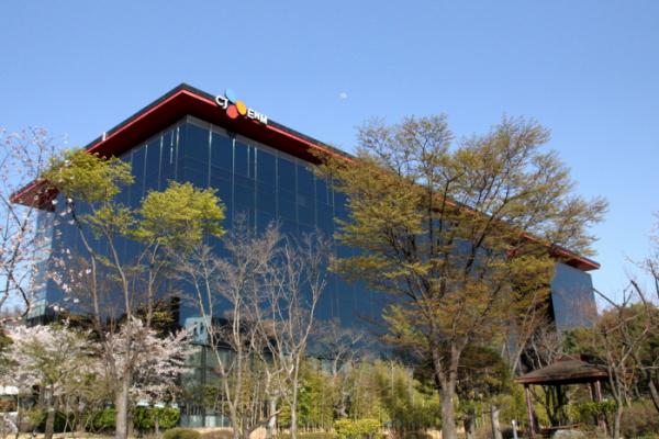 ▲CJ ENM 오쇼핑부문 사옥 전경 (사진제공=CJ ENM)