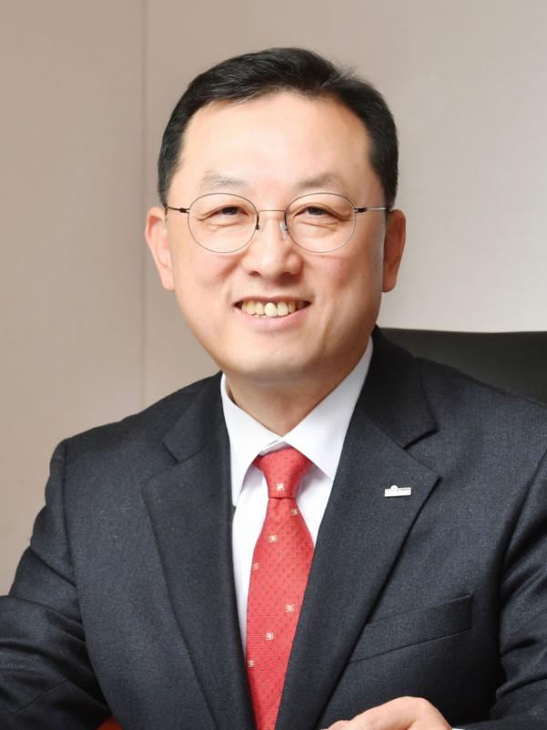 ▲김병철 신한금융투자 대표이사. (사진제공=신한금융투자)