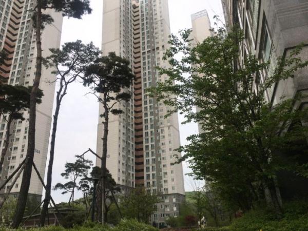 ▲인천 중구 중산동 영종신명스카이뷰주얼리 743동. (사진 제공=지지옥션)