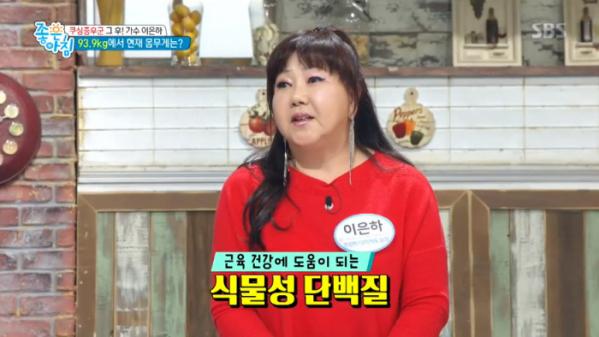 ▲이은하 쿠싱증후군(사진=SBS '좋은 아침' 방송화면 캡처)