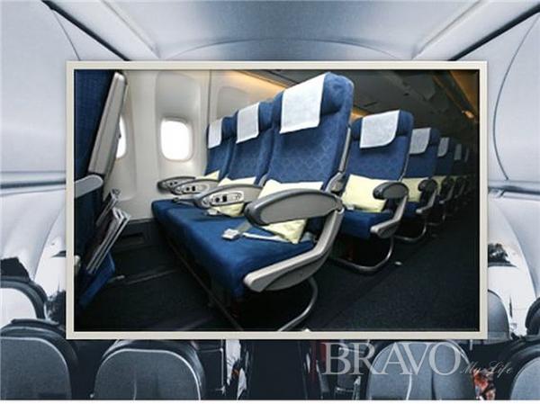 ▲비행기 일반 좌석 모습(사진 KA 항공사 홈페이지 캡처)