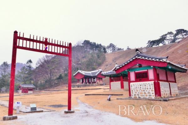 ▲장릉(사진= 황정희 동년기자)