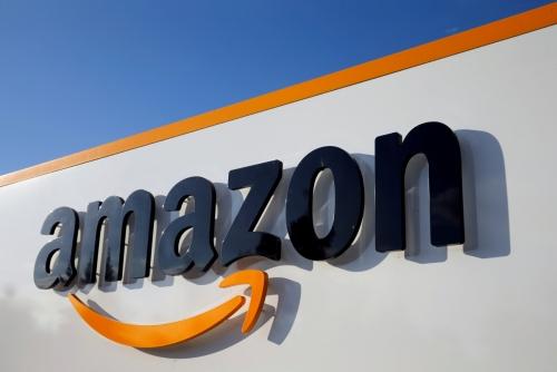 ▲세계 최대 전자상거래업체 아마존 로고. 로이터연합뉴스