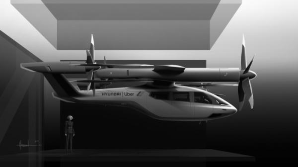 ▲현대차그룹은 이번 행사를 통해 '도심 항공 모빌리티' 전략을 공개했다. 자동차 회사가 본격적으로 항공으로 영역을 확대하는 대표적 '산업장르 파괴' 사례다.  (사진제공=현대차)