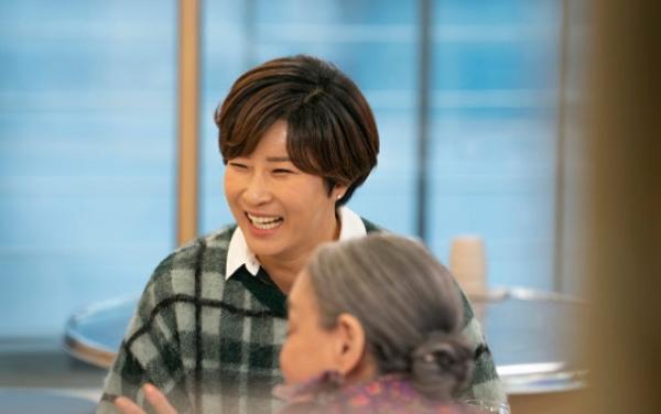 (출처=SBS '김수미의 밥은 먹고 다니냐' 캡처 )
