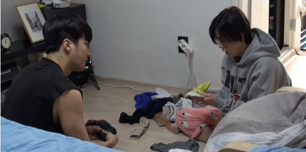 ▲'모던 패밀리' 조엘라, 원성준(사진제공=MBN)