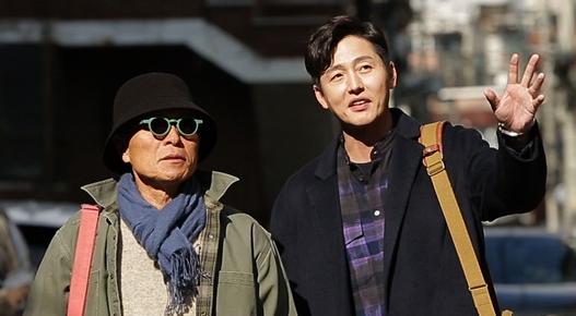 ▲'식객 허영만의 백반기행' 이정진(사진제공=TV CHOSUN)