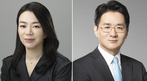 ▲조현아 전 대한항공 부사장(왼쪽)과 조원태 한진그룹 회장 (연합뉴스)