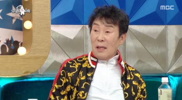 ▲송대관 (출처=MBC '라디오스타' 방송캡처)