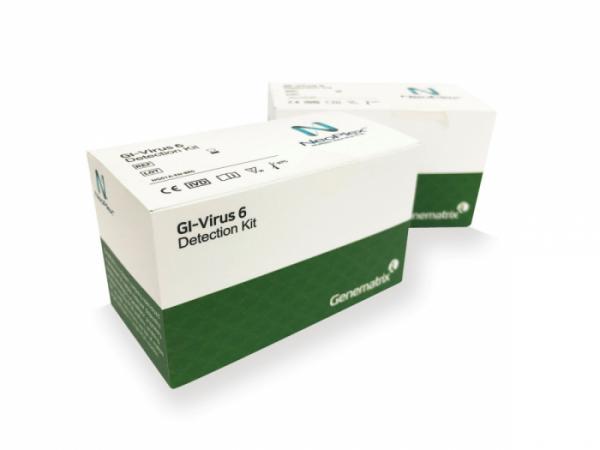 ▲'네오플렉스 GI-Virus6(NeoPlex GI-Virus6 Detection kit)' (진매트릭스)
